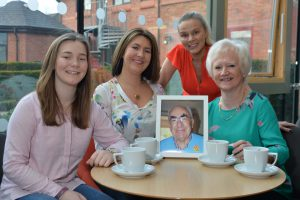 The Faces of St Giles Raffle share their story