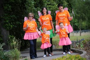 "Family join Starlight walk to honour Dad who was ""one in a million"""