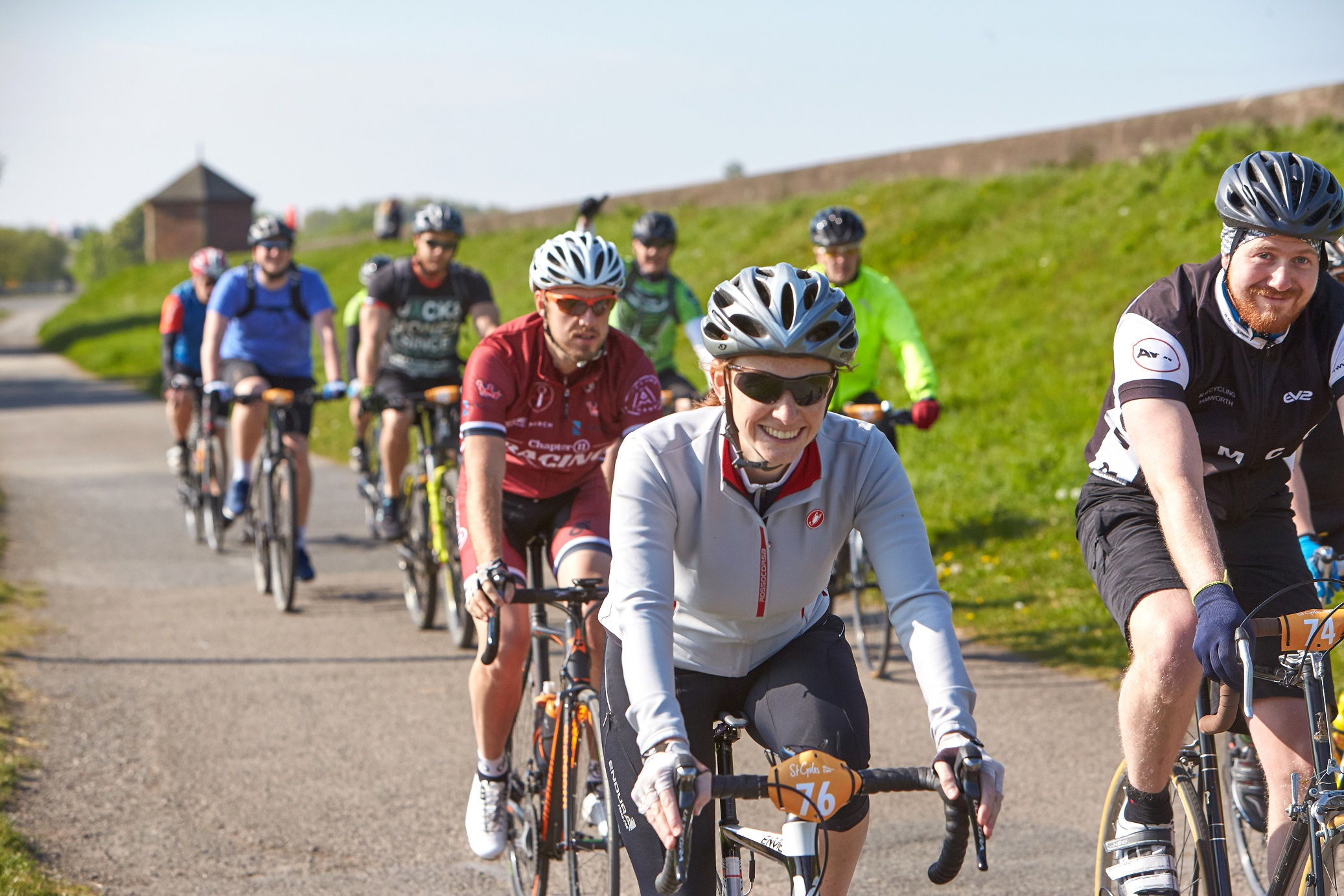 Fundraisers Urged To Hit The Road For Cycle St Giles Walsall