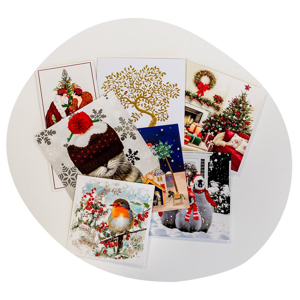 Christmas Card Shop 2018 St Giles Hospice