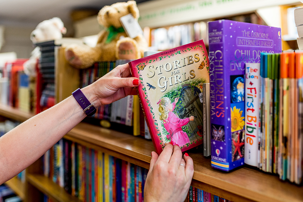 Lichfield's St Giles Hospice bookshop celebrates 10th anniversary with a day of bargains