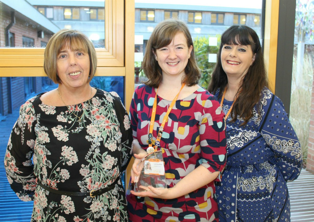 Walsall course for dementia carers wins national award