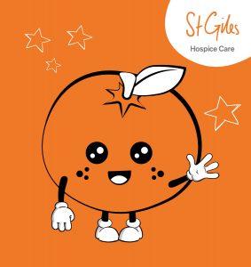 Olly the Orange