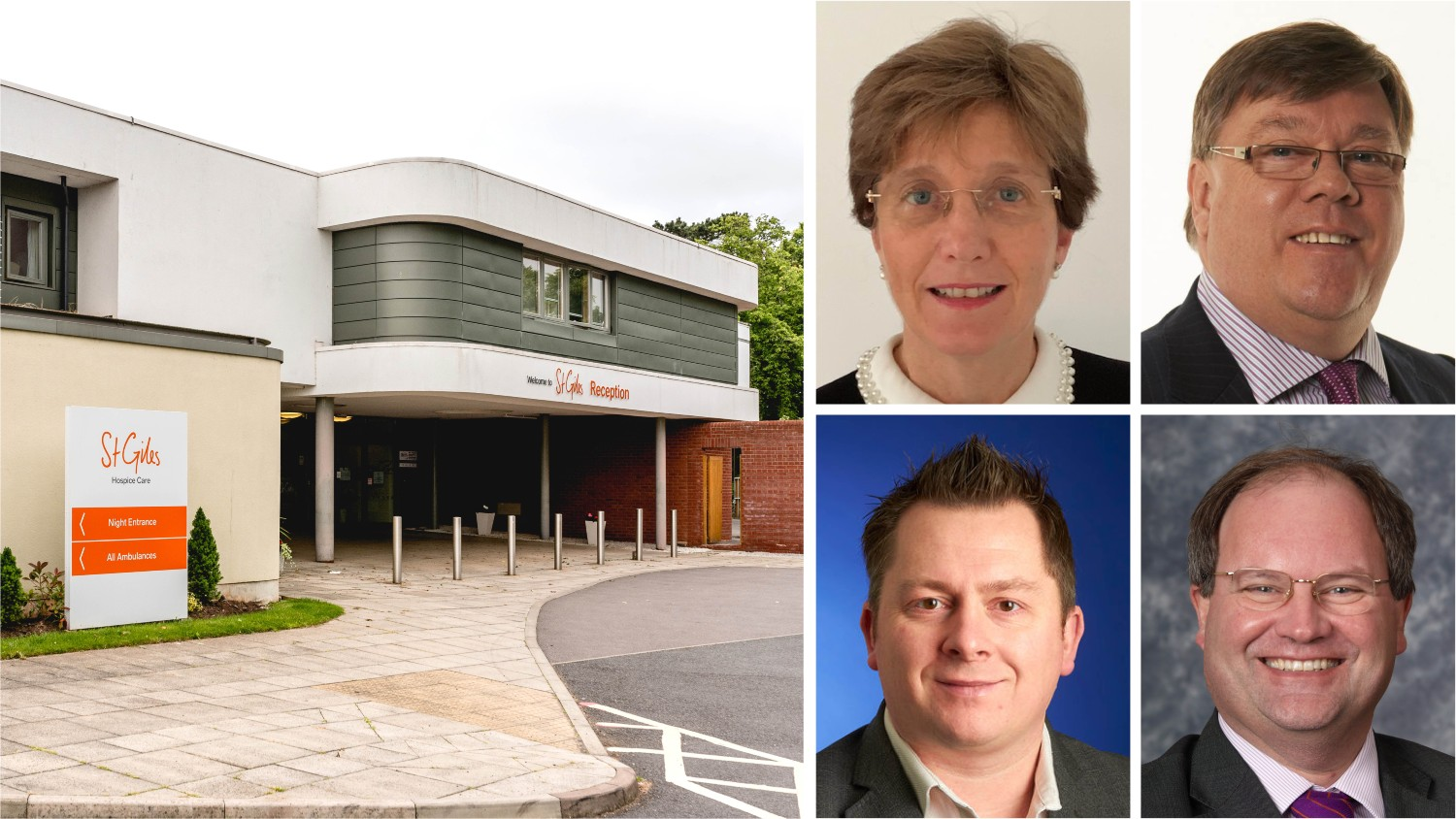 New trustees bring extra expertise