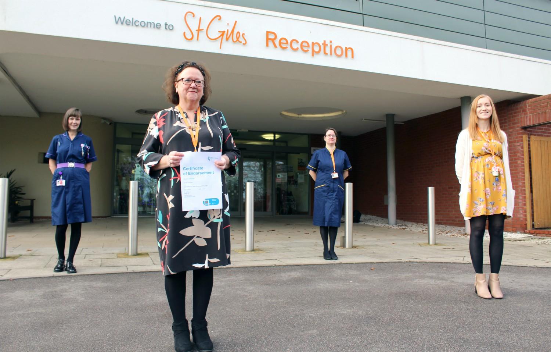 Education service wins national acclaim